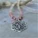 BoHo Mandala Frosted Beads