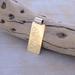 Handmade Brass Mandala Pendant.