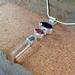 Handmade Amethyst, Rubalite and Quartz Pendant Necklace