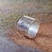 Handmade Silver Mandala Ring