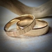 Handmade 9ct Gold Wedding Rings