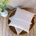 Italian rustic linen cushion cover