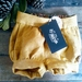 """""""FRANKIE"""" Shorts in Organic Linen Colour Mustard for baby or toddler"""