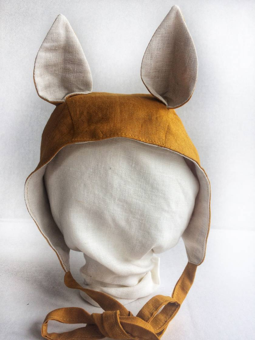 Fox Bonnet