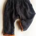 Reversible Harem Pants