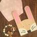 Bunny shelf decor