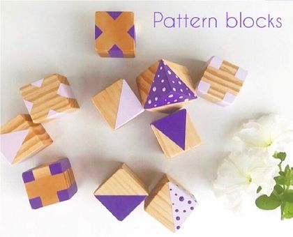 Wooden Blocks - Patterns