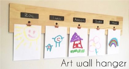 Art Wall Hanger