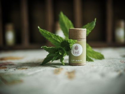 Lip Balm - Spearmint and Lime