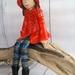 25% off Ceramic figurine - Poppy Raincoats