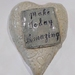"""25% off Wall Heart Decoration - """"Make today amazing"""""""