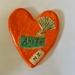 "Orange Heart ""Aroha"""
