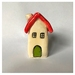 Minature Ceramic House #1