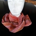 Merino and silk blend scarves