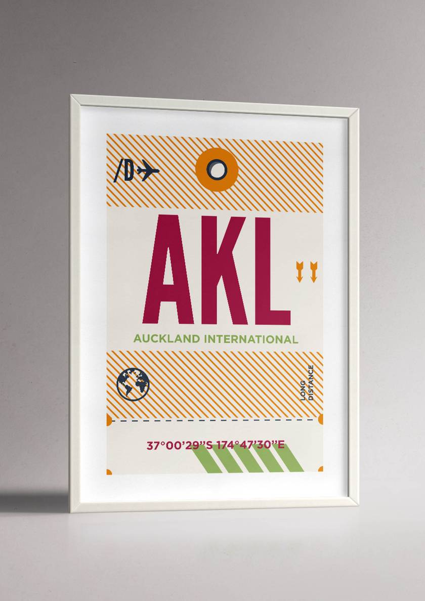 COME FLY WITH ME: AKL