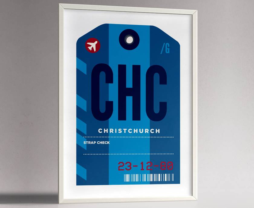 COME FLY WITH ME: CHC