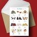 12 DAYS OF NZ CHRISTMAS CARD SET