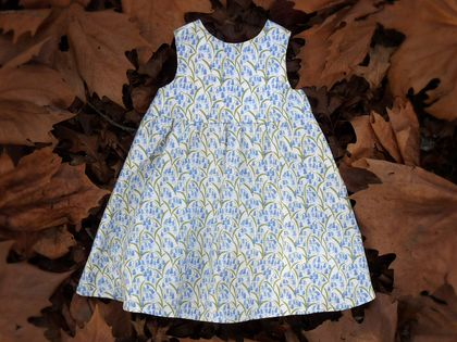 Betty Bluebell Sundress