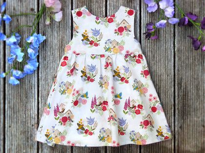Birdhouse Sundress