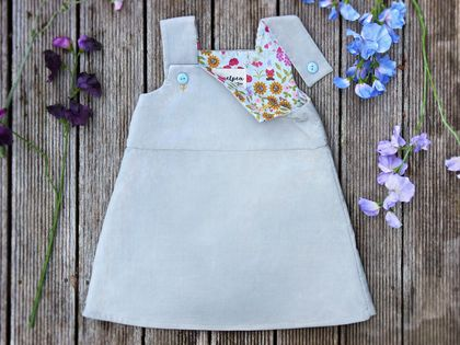 Gnomes Eleanor Pinafore