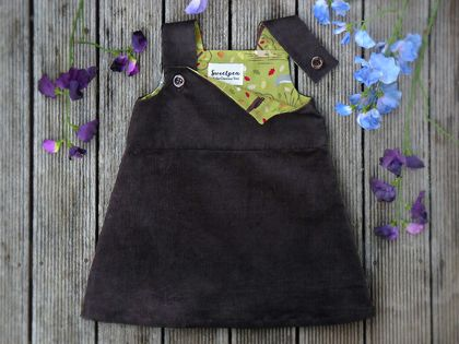 Fox Eleanor Pinafore