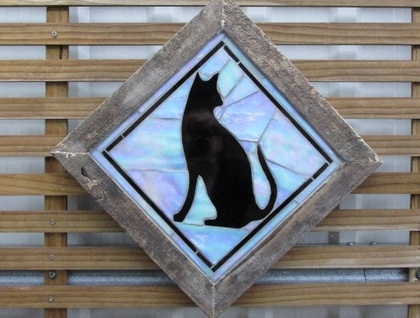 Silhouette Cat Outdoor