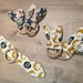 Organic Wooden Bunny Ear Teethers