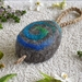 Felted Soap on a Rope - Eco herbal Shower & Shampoo Bar