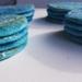 Wool Felt Coasters - Set of 4