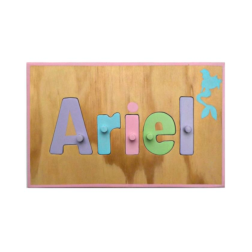 Made to order name puzzle up to 11 letters