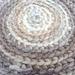Cosy woollen rug