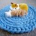 SALE Cosy woollen rug $10 off