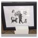 """""""The Walk"""" - Framed Art"""