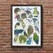 """""""Dawn Chorus"""" - A3 Fine Art Print"""