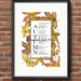"""Emerald Blanket"" - Poem & Fine art print"
