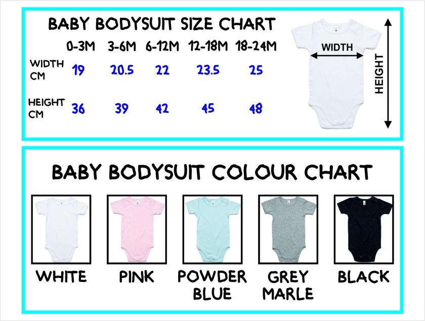 "Custom Printed ""I'm The Baby Brother"" Baby Body Suit, With The Child's Name On The Back"