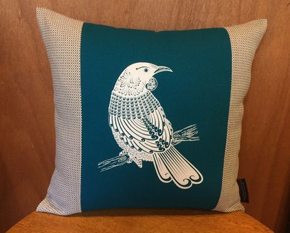 Tui Cushion Cover NZ MADE