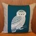 Morepork Cushion Cover