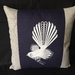 Pīwakawaka - Fantail Cushion Cover