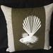 Pīwakawaka - Fantail Cushion Cover NZ MADE