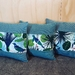 Set of 3 covers New Zealand  Native Cushion Covers with Gili NZ MADE