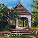 Meeting Place - original oil painting, by Vicky Curtin