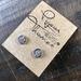 Handcrafted Kowhai Leaf Earrings
