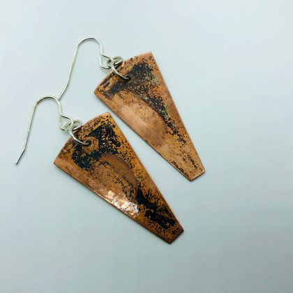 Christmas Special**Copper Earrings