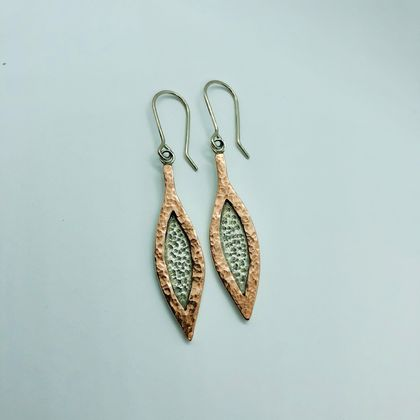 Seed Pod Earrings