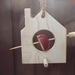 HANGING BIRDFEEDER Any shape 2 for $25