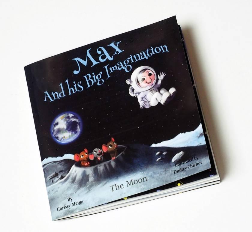 Max and his Big Imagination - The Moon