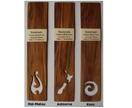 Rimu Wooden Bookmark