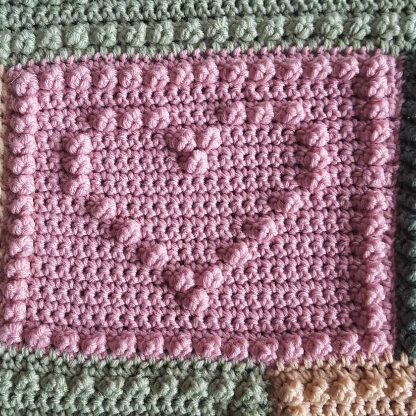 Your First Breath baby blanket