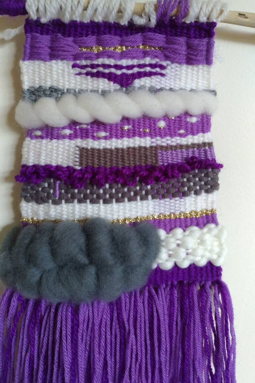Wall hanging - weaving